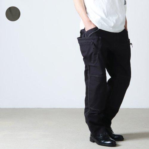 and wander (アンドワンダー) UV shield dry ponch pants for man / UVシールドドライポンチパンツ メンズ