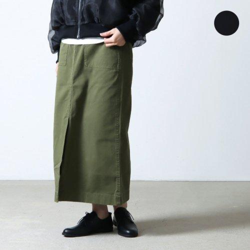 GRAMICCI (グラミチ) BAKER SKIRT / ベイカースカート