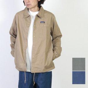 PATAGONIA (パタゴニア) M's LW All-Wear Hemp Coaches Jkt / メンズ LW オールウェア ヘンプコーチジャケット