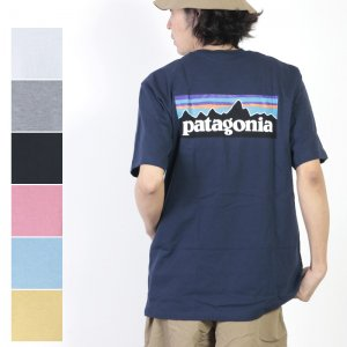PATAGONIA (パタゴニア) M's P-6 Logo Responsibili-Tee / P-6ロゴ レスポンシビリティー