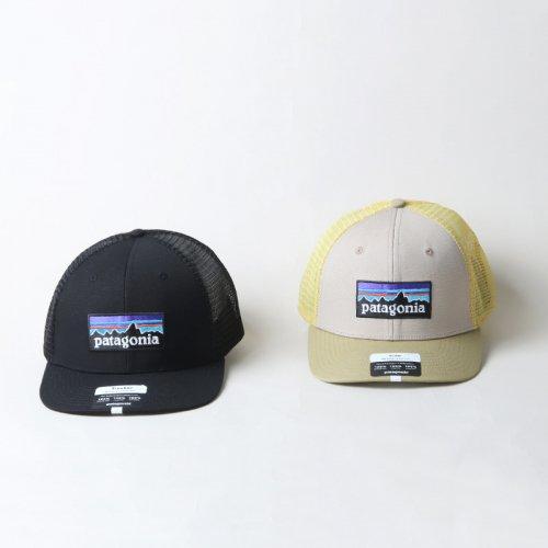 PATAGONIA (パタゴニア) P-6 Logo Trucker Hat / P-6ロゴ トラッカー・ハット