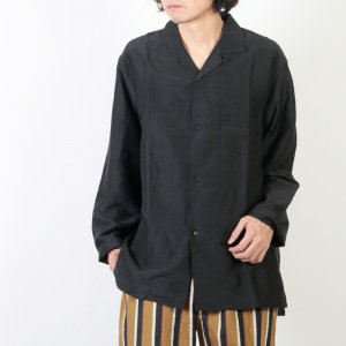 KAPTAIN SUNSHINE (キャプテンサンシャイン) Sleeping Wide Shirt / スリーピングワイドシャツ