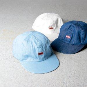 WESTOVERALLS (ウエストオーバーオールズ) WEST'S DENIM CAP