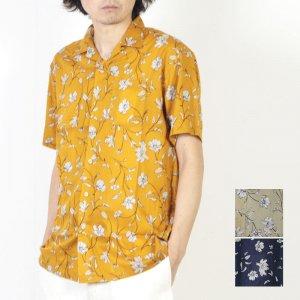 [THANK SOLD] KESTIN HARE (ケスティンエア) CRAMMOND SHIRT / フローラルプリントシャツ