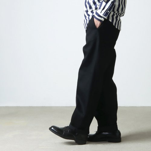 THE HINOKI (ザ ヒノキ) コットン馬布 OSFAワイドパンツ
