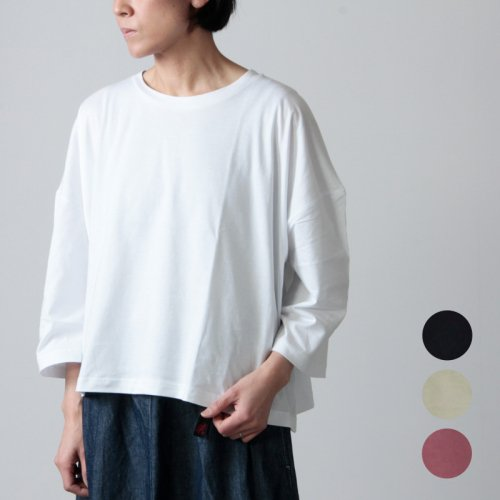 FLAMAND (フラマン) SHORT / ワイドショートTシャツ
