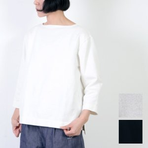[THANK SOLD] Commencement (コメンスメント) Boatneck l/s tee / ボートネックロングスリーブティー