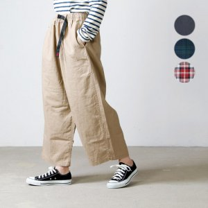 GRAMICCI (グラミチ) W'S LINEN COTTON LAX PANTS