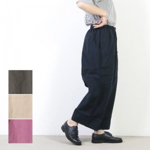 GRAMICCI (グラミチ) LINEN COTTON BALLOON PANTS