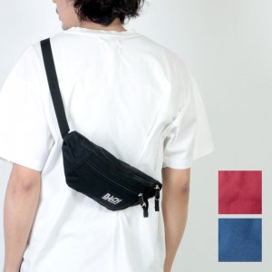 BACH BACKPACKS (バッハバックパックス) WAIST POUCH / ウエスト ポーチ