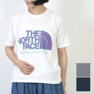 THE NORTH FACE PURPLE LABEL (ザ ノースフェイス パープルレーベル) H/S Logo Pocket Tee / ハーフスリーブロゴポケットTシャツ