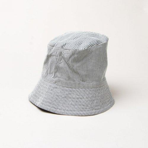 ENGINEERED GARMENTS (エンジニアードガーメンツ) Bucket Hat - Big Polka Dot Broadcloth / バケットハット