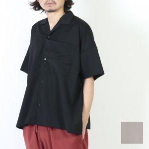 BASISBROEK (バージズブルック) DEED / 半袖開襟シャツ