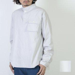 LOLO (ロロ) スタンドカラー プルオーバーシャツ