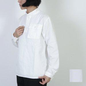 [THANK SOLD] LOLO (ロロ) スタンドカラー プルオーバーシャツ size:S