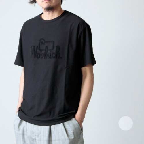 WOOLRICH (ウールリッチ) COMPILE SHORT SLEEVE (OLD LOGO ) TEE