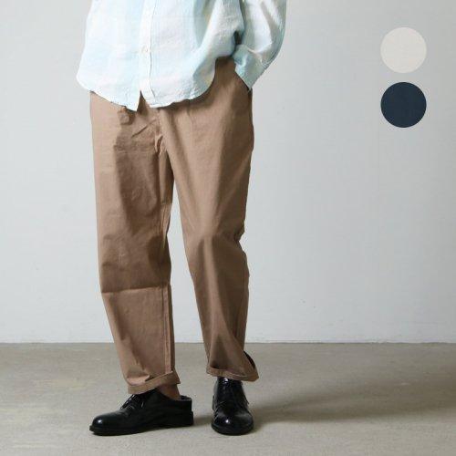 have a good day (ハブアグッドデイ) Trouser relax pants / トラウザーリラックスパンツ