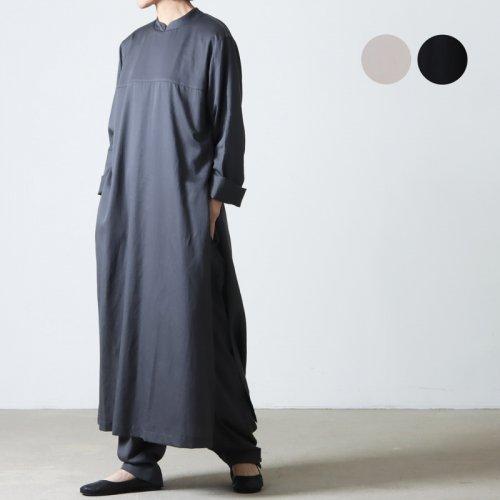 THE HINOKI (ザ ヒノキ) コットンボイル x コットンバフ カンフージャンプスーツ