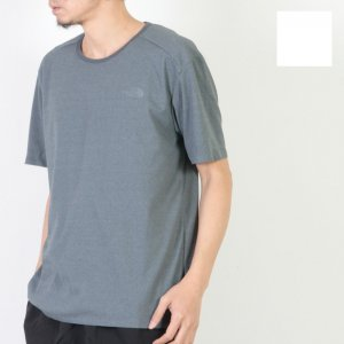 THE NORTH FACE (ザノースフェイス) Tech Lounge S/S Tee / テックラウンジショートスリーブTシャツ