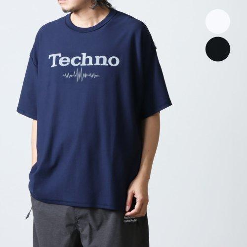 is-ness (イズネス) AMERICAN VITAGEFABRIC DOLMAN SLEEVE T-SHIRT / アメリカンヴィンテージファブリック ドルマンスリーブT