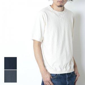 Jackman (ジャックマン) Rib T-shirt / リブTシャツ