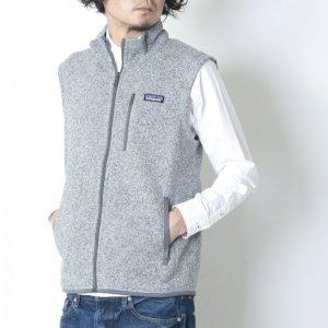 PATAGONIA (パタゴニア) Men's Better Sweater Fleece Vest / メンズベターセーターフリースベスト
