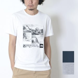 THE NORTH FACE (ザノースフェイス) S/S Photo Logo Tee