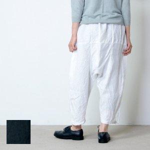 jujudhau (ズーズーダウ) DIAPER PANTS HERRINGBONE / ダイアパーパンツ ヘリンボーン