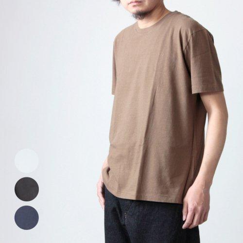 YAECA (ヤエカ) STOCK 丸胴 CREW NECKTEE / 丸胴クルーネックTシャツ