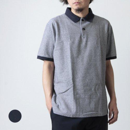 [THANK SOLD] YAECA (ヤエカ) STOCK POLO SHIRTS / ポロシャツ