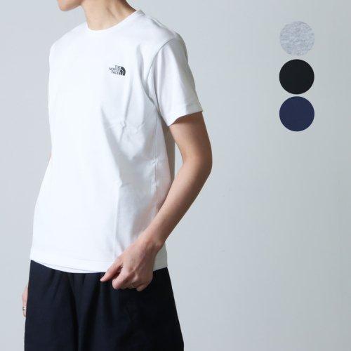 THE NORTH FACE (ザノースフェイス) S/S Square Logo Tee / ショートスリーブスクエアロゴTシャツ