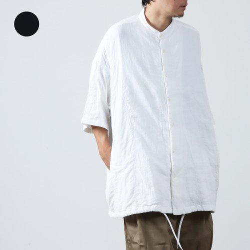 [THANK SOLD] roundabout (ラウンダバウト) S/S Big Shirt / ショートスリーブビッグシャツ