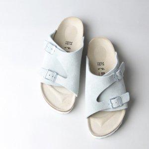 Birkenstock (ビルケンシュトック) ZURICH Sueade Leather WHITE / チューリッヒ スウェード ホワイト