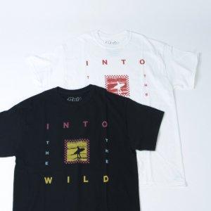 Into The Wild (イントゥ ザ ワイルド) SURF TEE / サーフ Tシャツ