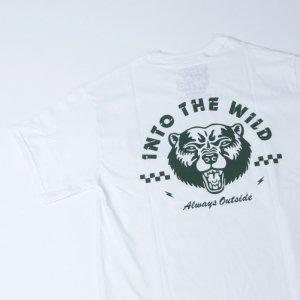 Into The Wild (イントゥ ザ ワイルド) BEAR TEE / ビア Tシャツ