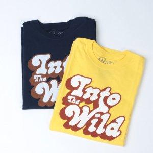 Into The Wild (イントゥ ザ ワイルド) LOGO TEE / ロゴ Tシャツ