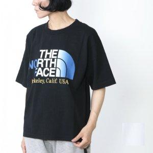 THE NORTH FACE PURPLE LABEL (ザ ノースフェイス パープルレーベル) 5.5oz H/S Logo Tee / 5.5オンス ハーフスリーブロゴT