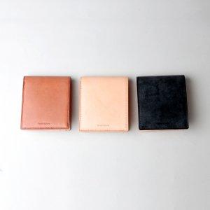 Hender Scheme (エンダースキーマ) half folded wallet / ハーフフォルデッドウォレット