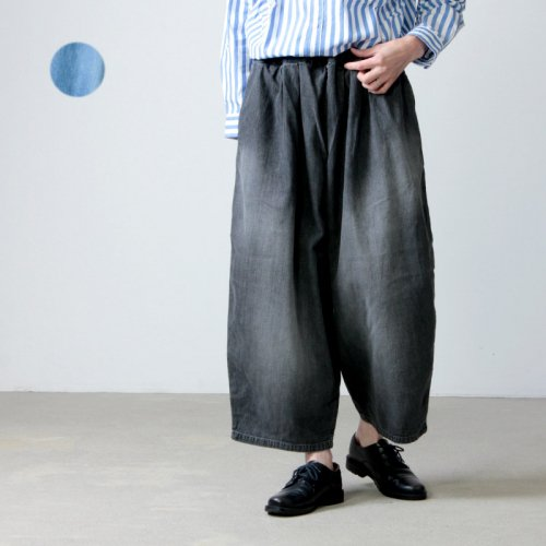 Ordinary Fits (オーディナリーフィッツ) BALL PANTS denim used
