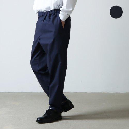 Graphpaper (グラフペーパー) Stretch Typewriter Cook Pants / ストレッチタイプライターコックパンツ