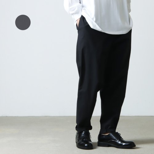 [THANK SOLD] Graphpaper (グラフペーパー) Stretch Typewriter Chef Pants / ストレッチタイプライターシェフパンツ