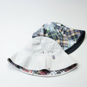is-ness (イズネス) REVERSIBLE HAT / リバーシブルハット