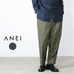 ANEI (アーネイ) INTUCK SLACKS WIDE / インタックスラックス ワイド