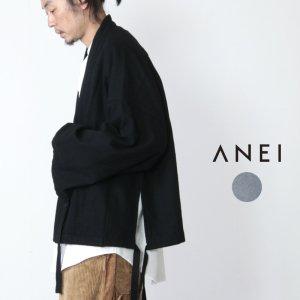 ANEI (アーネイ) SIDE SLIT HAORI BIG W/C / サイドスリット ハオリビッグ