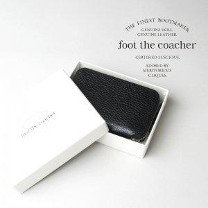 [THANK SOLD] foot the coacher (フットザコーチャー) SHORT ZIP WALLET / ショート ジップ ウォレット