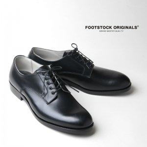 FOOTSTOCK ORIGINALS (フットストックオリジナルズ) SERVICEMAN SHOES(IMPERIAL SOLE)