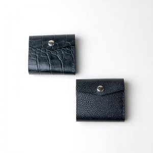 MASTER & Co. (マスターアンドコー) IBIZA LEATHER COMPACT WALLET / イビザレザーコンパクトウォレット