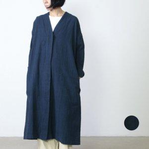 jujudhau (ズーズーダウ) COAT DRESS / コートドレス