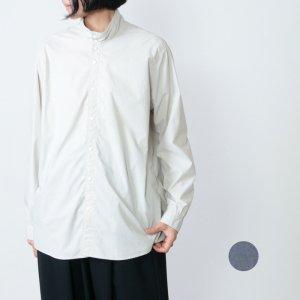 NO CONTROL AIR (ノーコントロールエアー) 80/1TCタイプライターハイネックシャツ