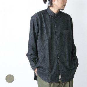 WELLDER (ウェルダー) WELLDER Button-Down Standard Shirt / ウェルダー ボタンダウンスタンダードシャツ